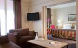 Junior Suite de l'Hotel California Paris